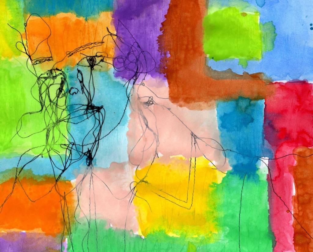 die Sprache der Farbe